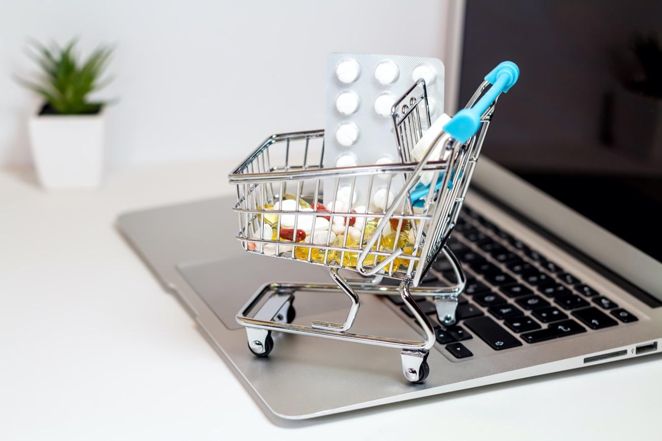 Crescita e-commerce health e pharma
