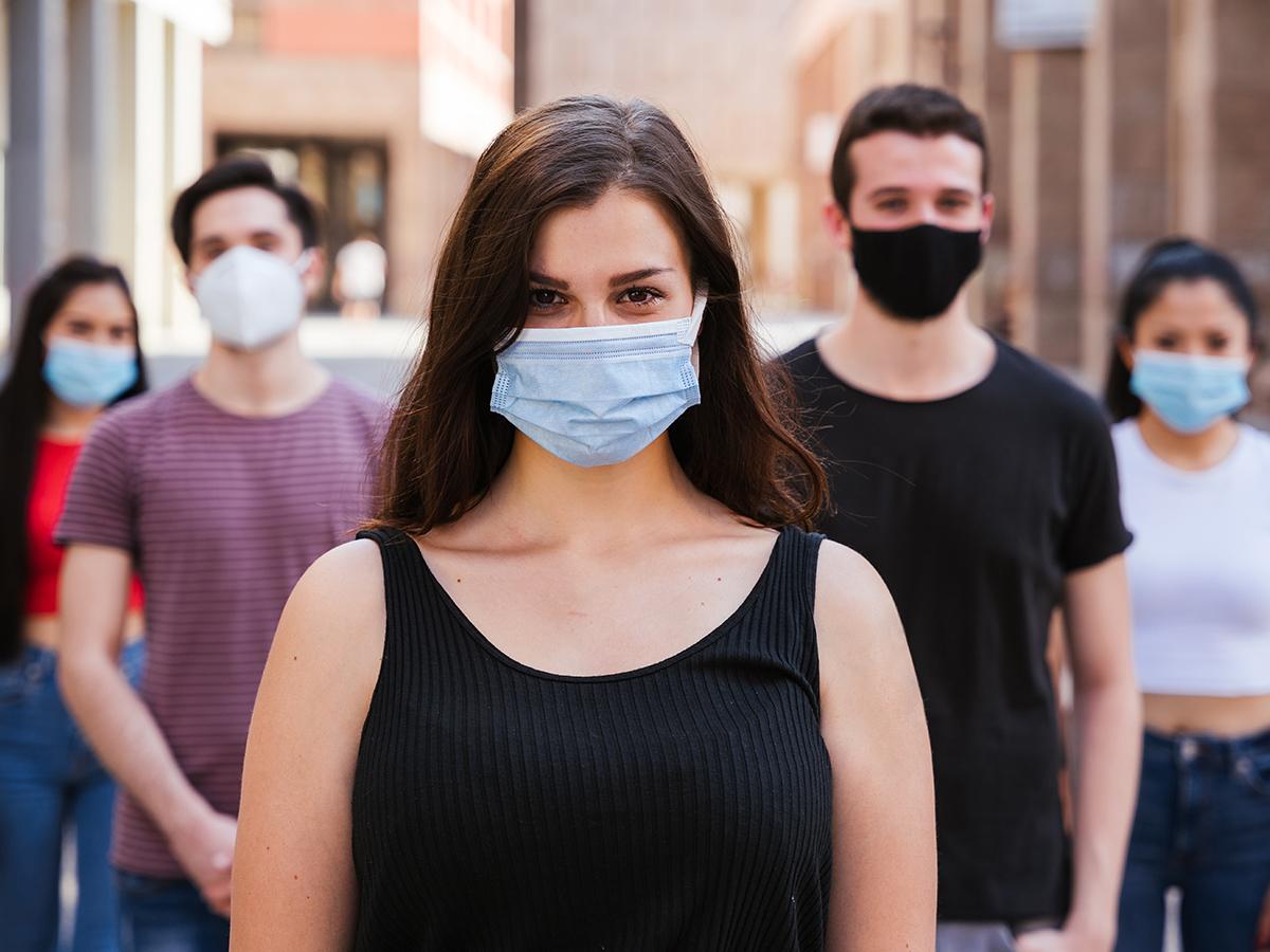 importanza mascherine