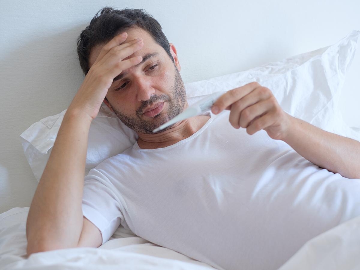 masturbazione cura febbre