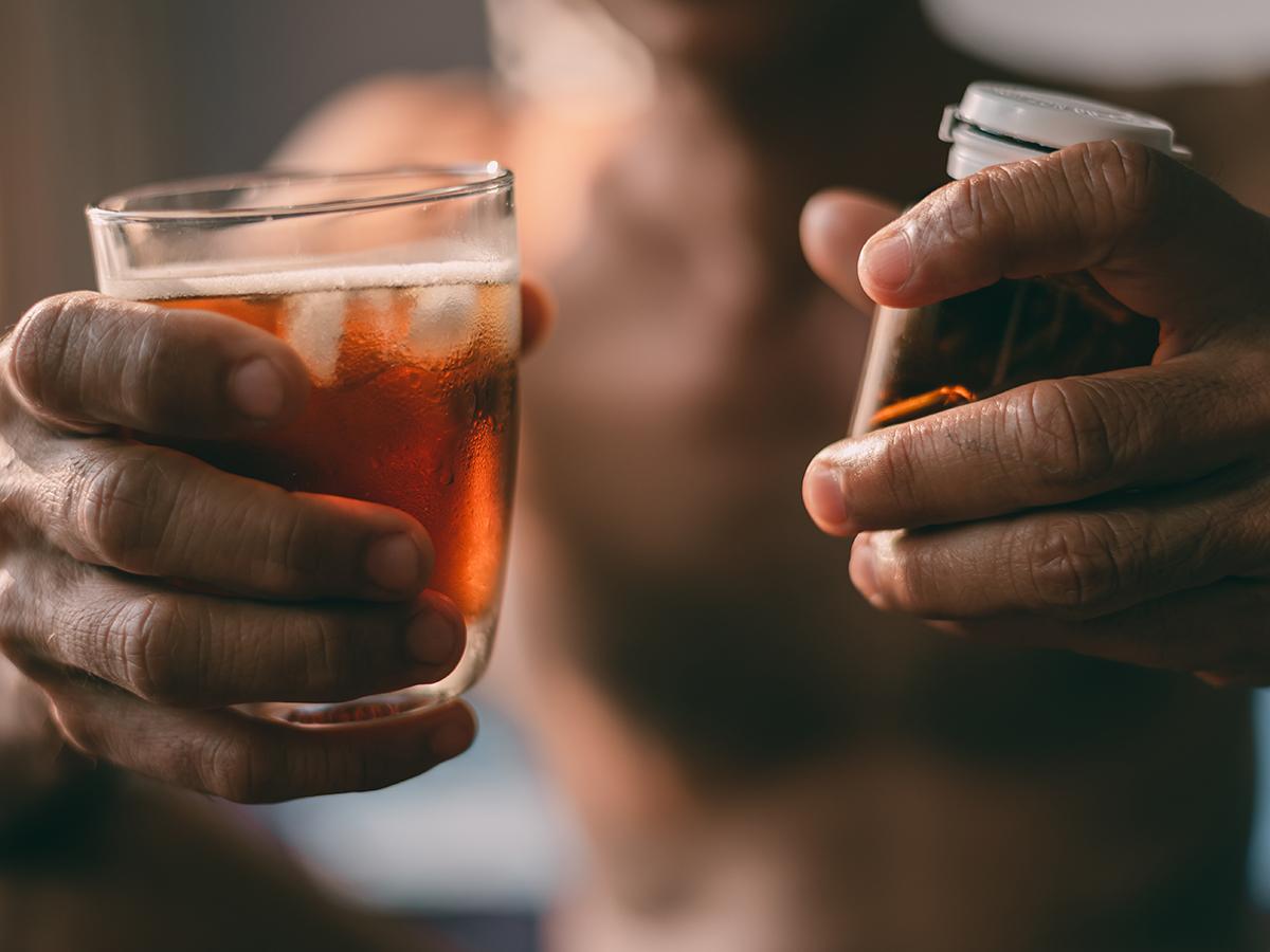 alcol e antibiotici