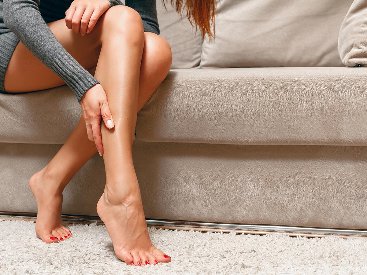 crampi gambe cosa prendere