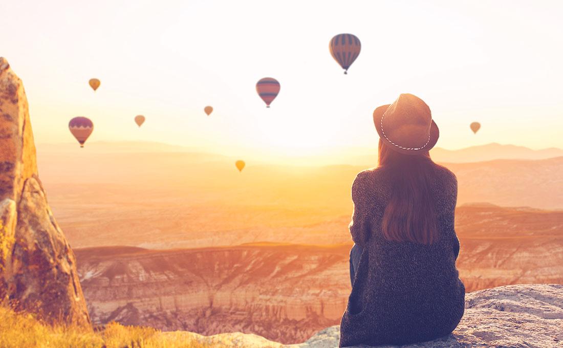 Cosa succede al nostro cervello quando ammiriamo un paesaggio