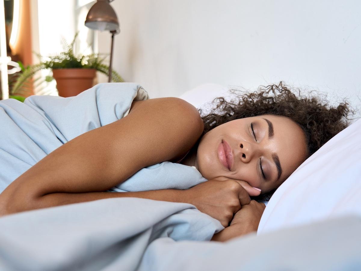 donna-dorme-profondamente