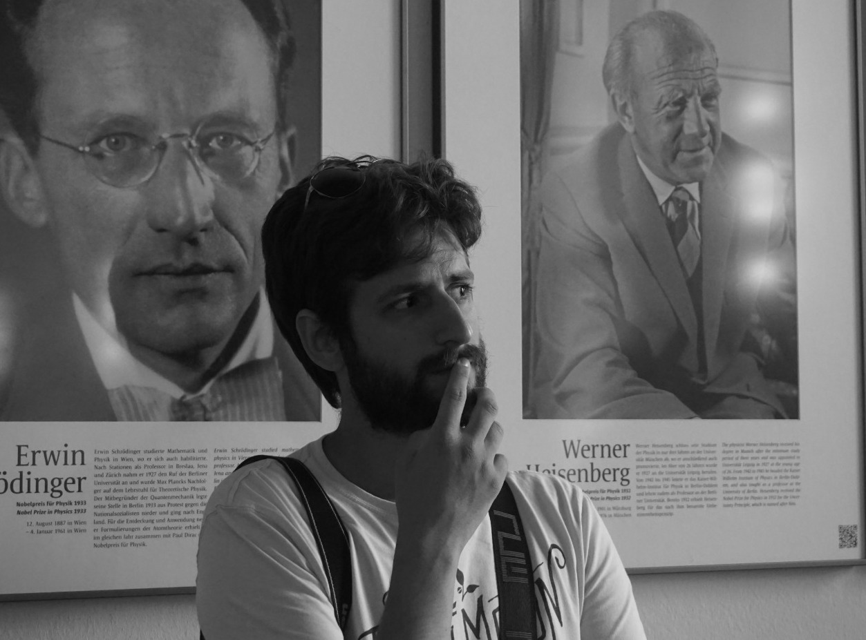 Ivo Di Bonaventura Etologo