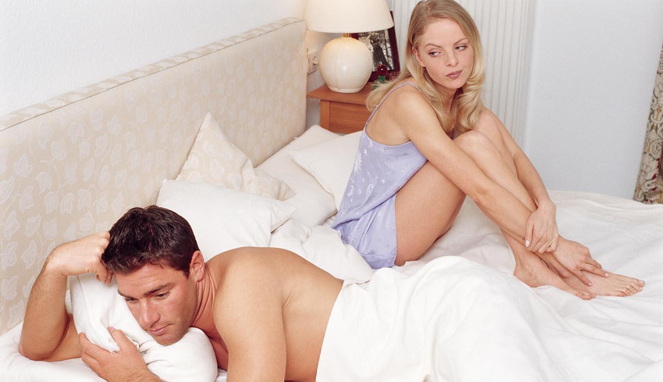 le cause del calo della libido maschile