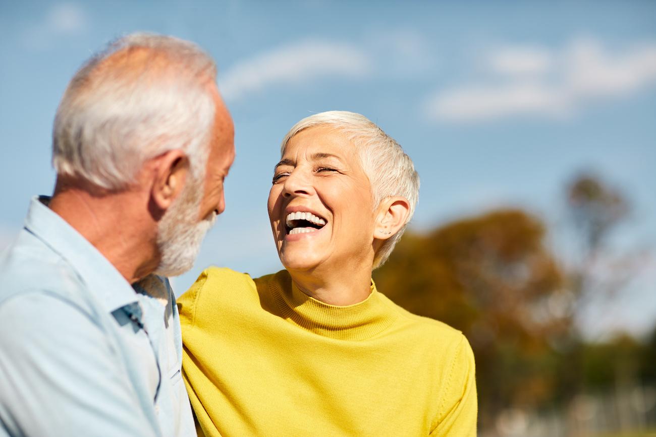 Aumento della prospettiva di vita degli anziani