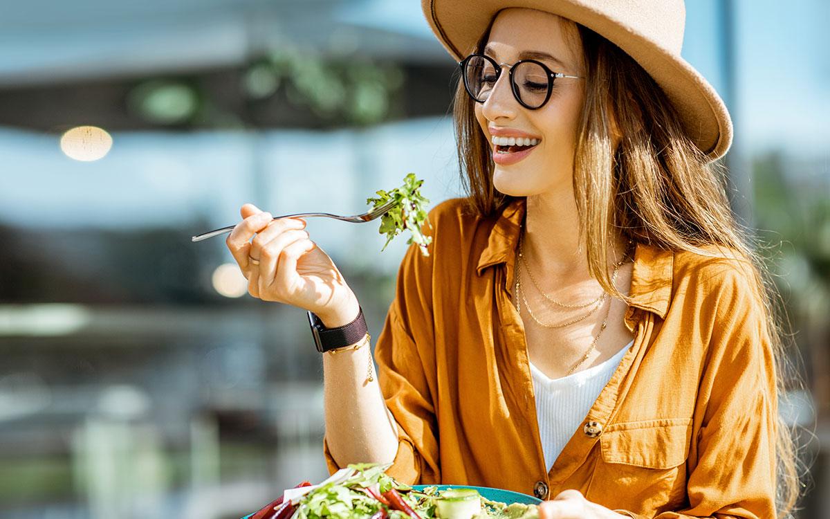 Diminuire lo stress seguendo una corretta alimentazione