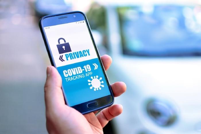 Immuni privacy