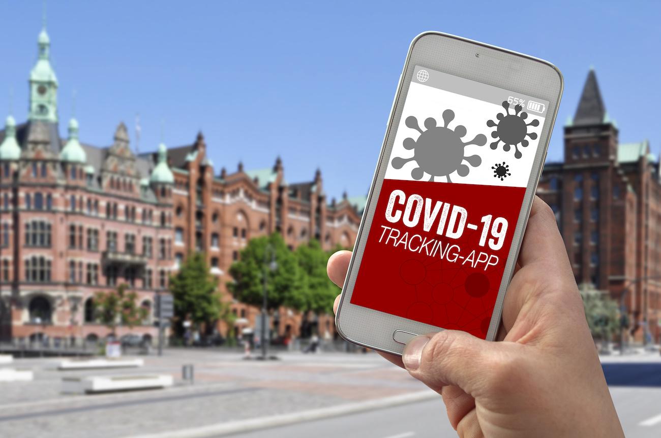 App anti Covid-19 nel mondo