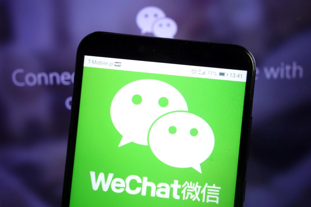 WeChat VS Covid-19