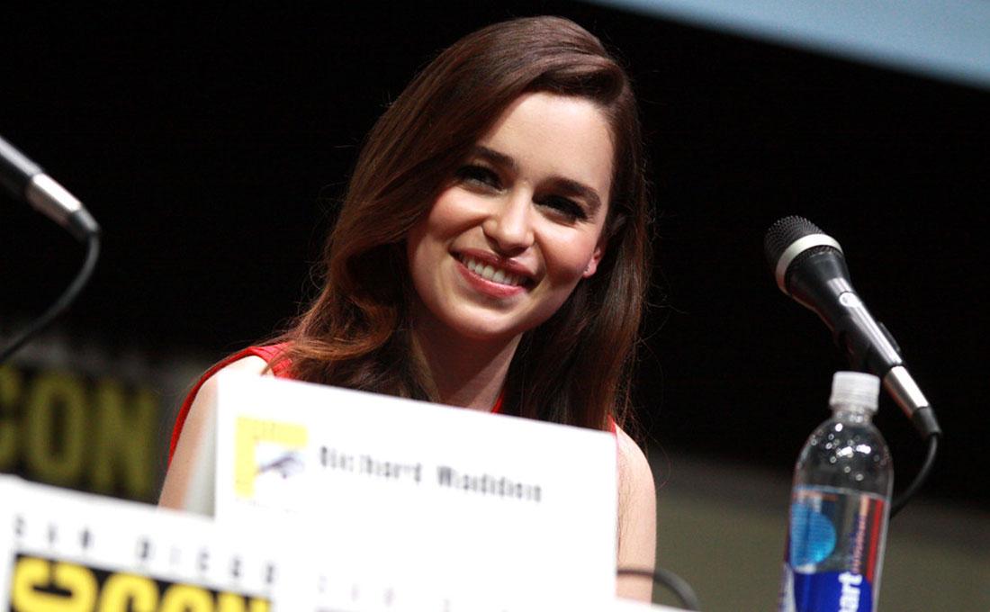 Aneurisma Emilia Clarke