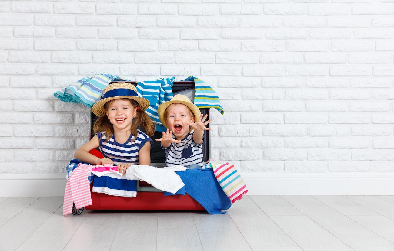 Viaggiare sicuri con i bambini
