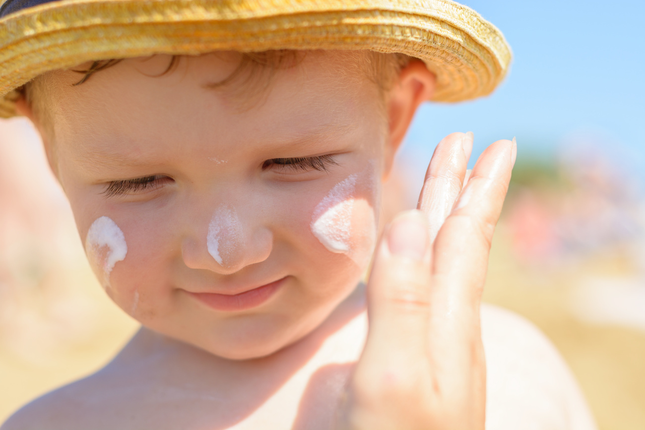 crema solare bambini migliore inci