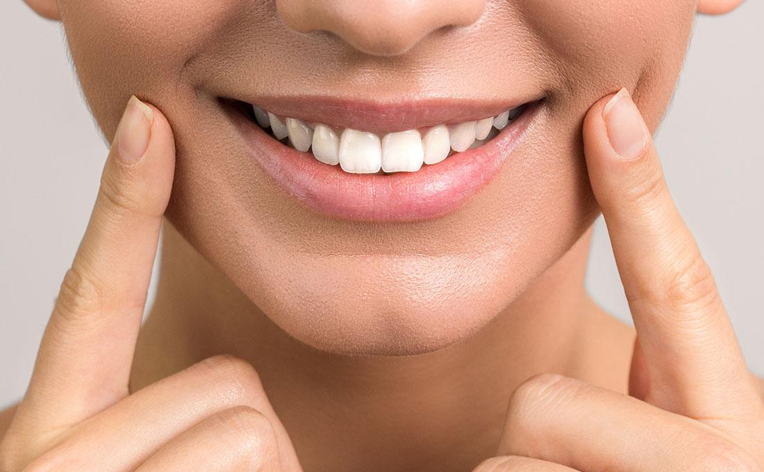 ossidio di cerio e igiene orale