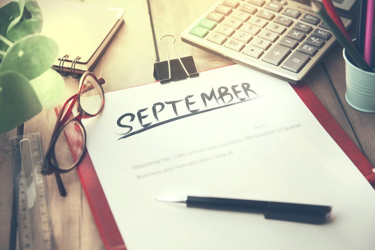 Come rientrare a settembre