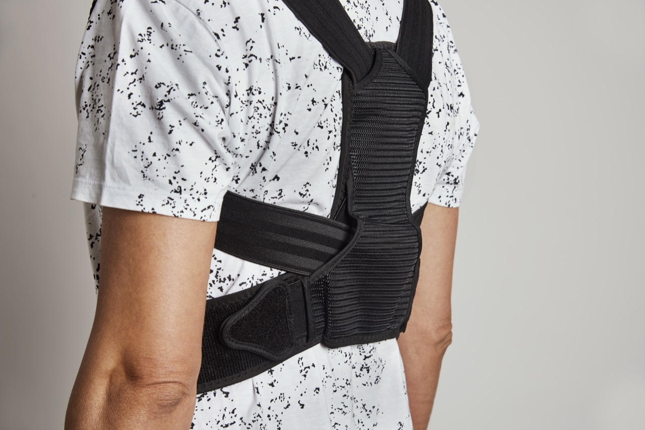 Correzione schiena