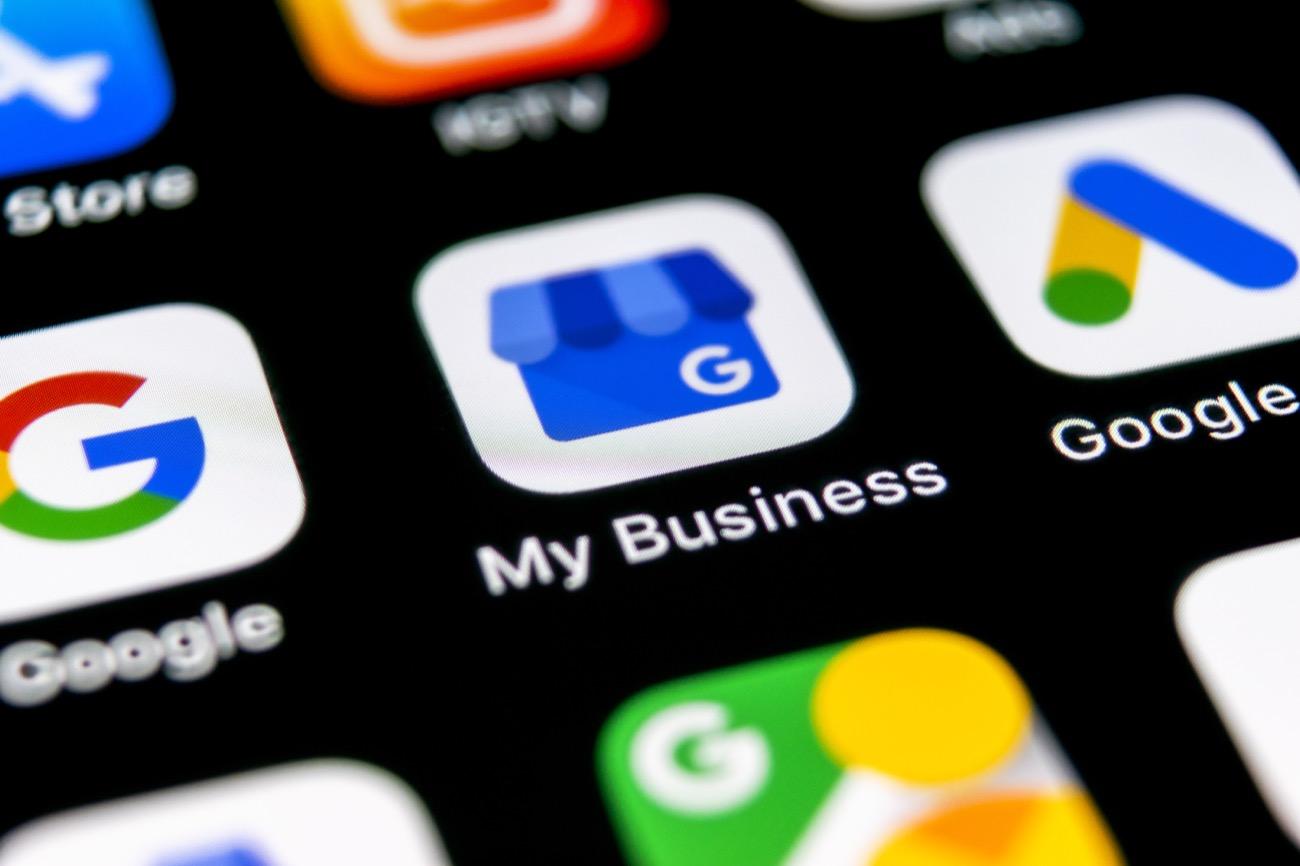 Google My Business farmacie