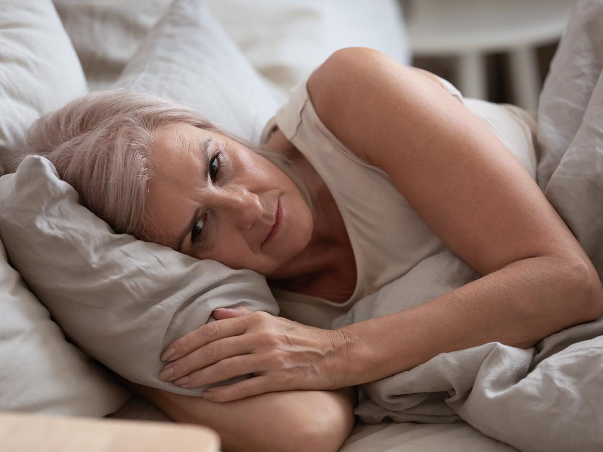 insonnia menopausa