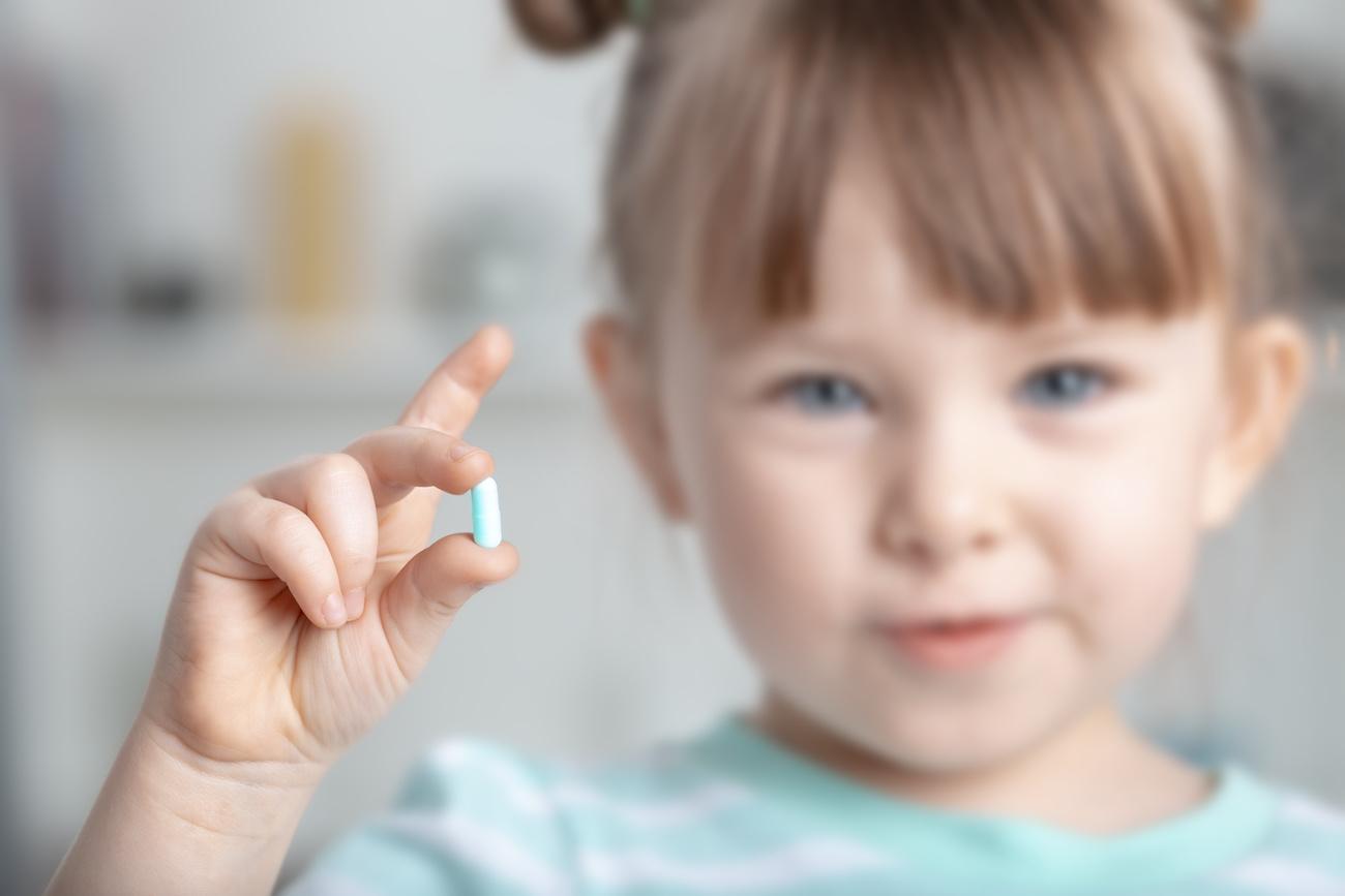 Integratori vitamine bambini