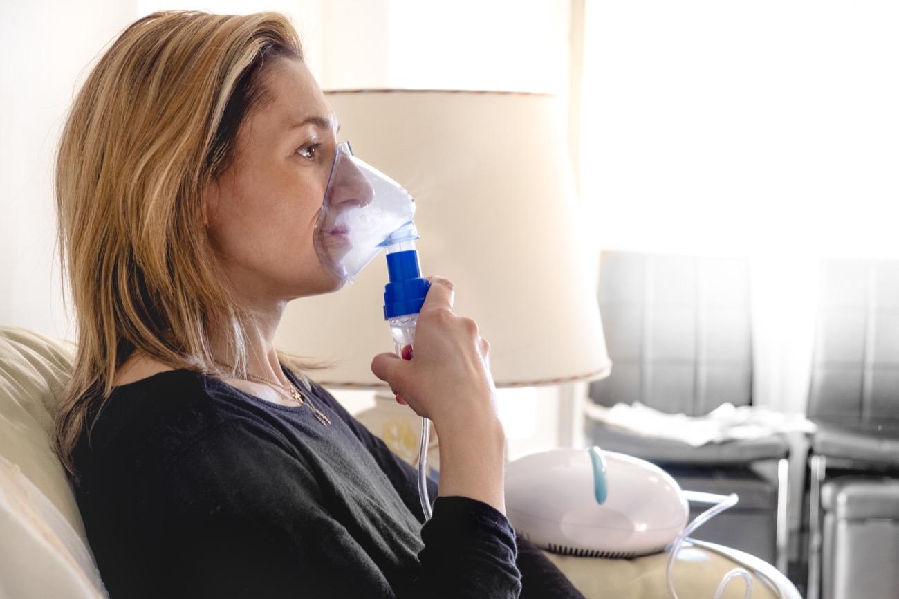 Aerosol raffreddore