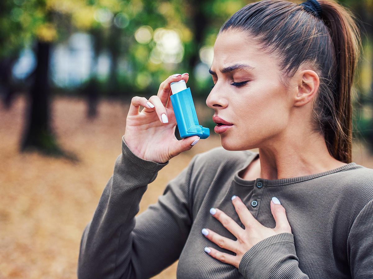 asma allergica