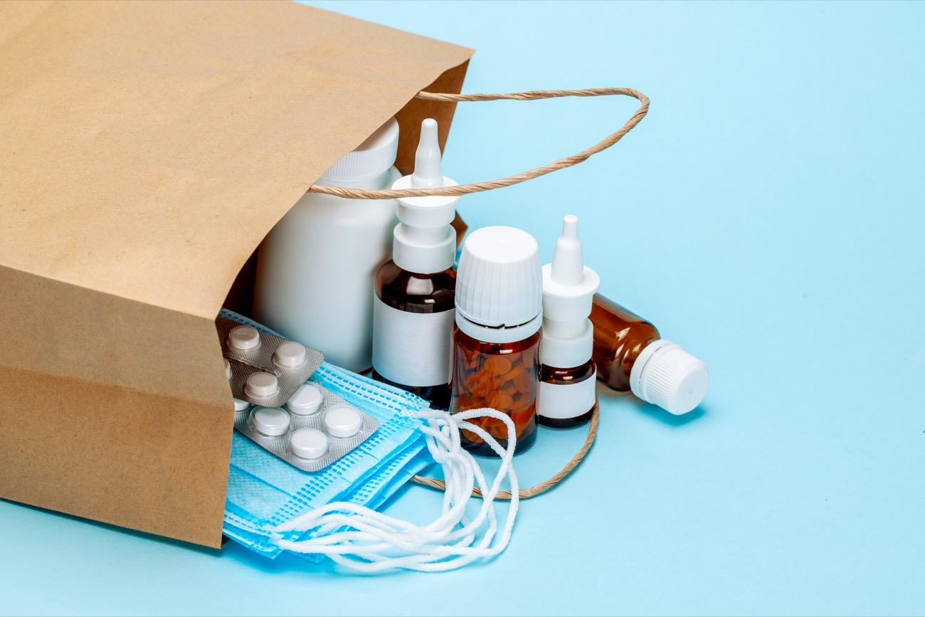 Consegna medicinali domicilio