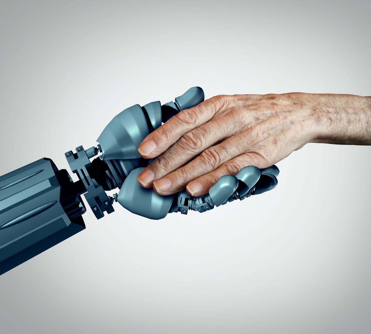 Robot per la cura degli anziani