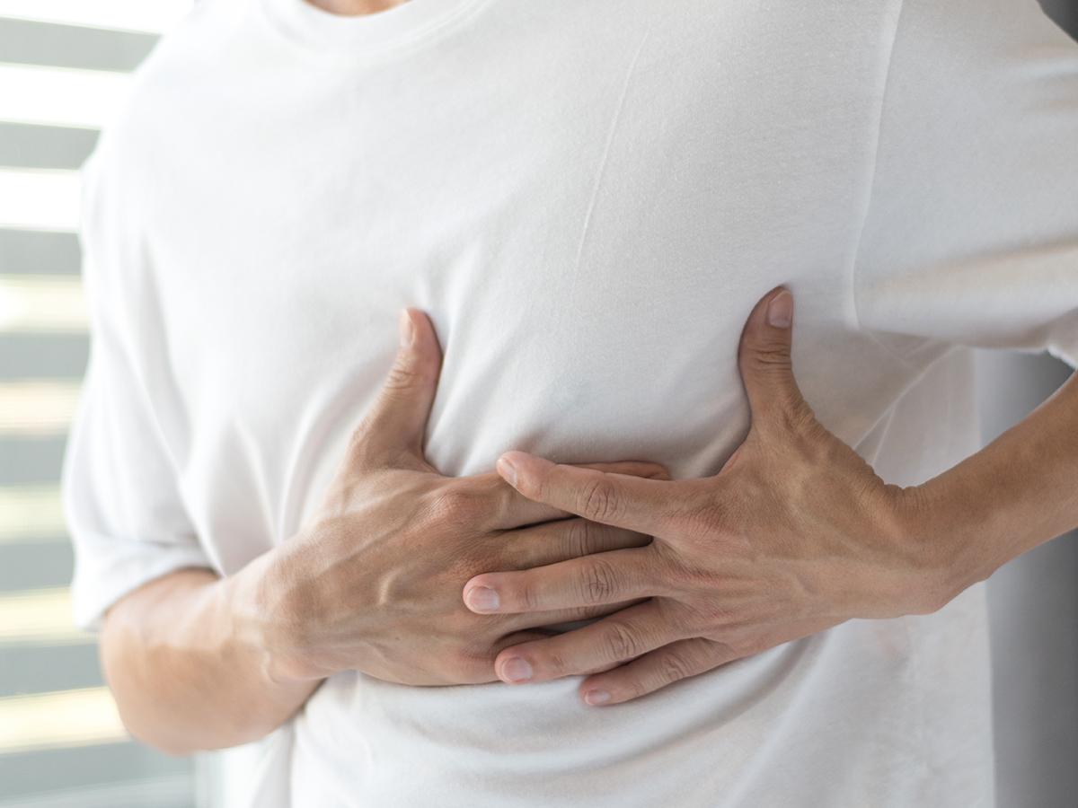 dolori intercostali