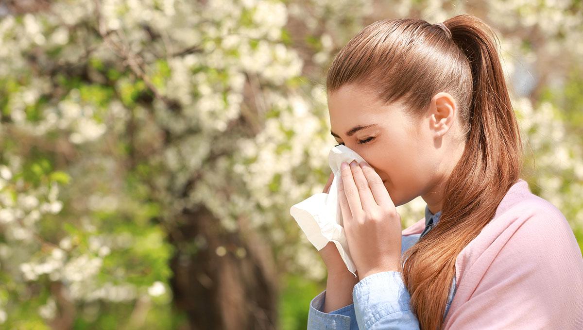 allergie stagionali e covid