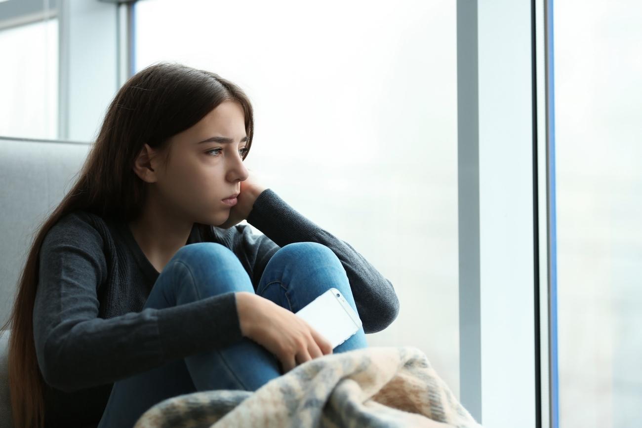 sintomi della depressione nell'adolescente