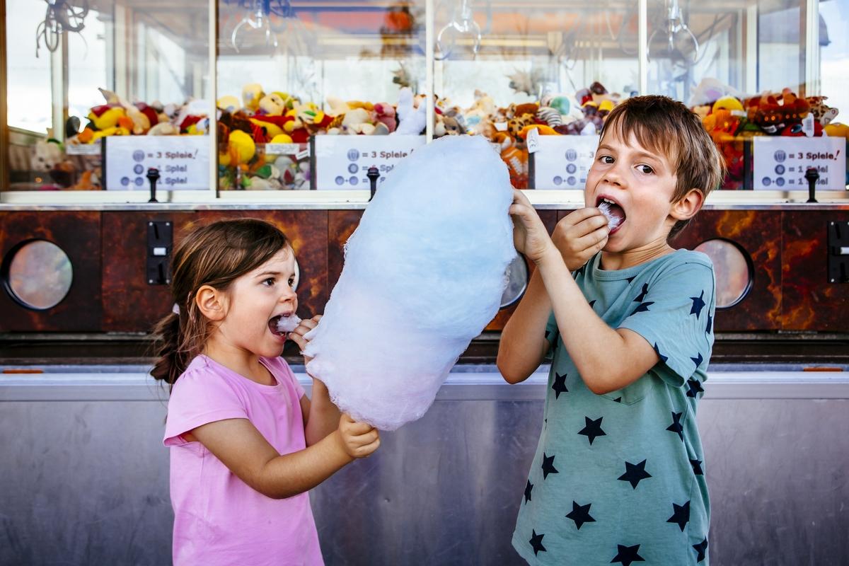 effetti dello zucchero sui bambini
