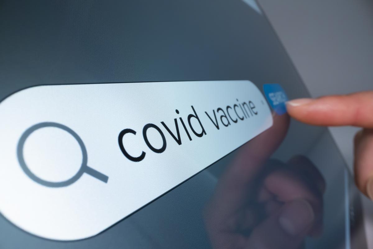 comunicazione campagna vaccinale online