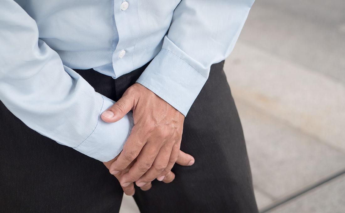 Prevenzione incontinenza maschile