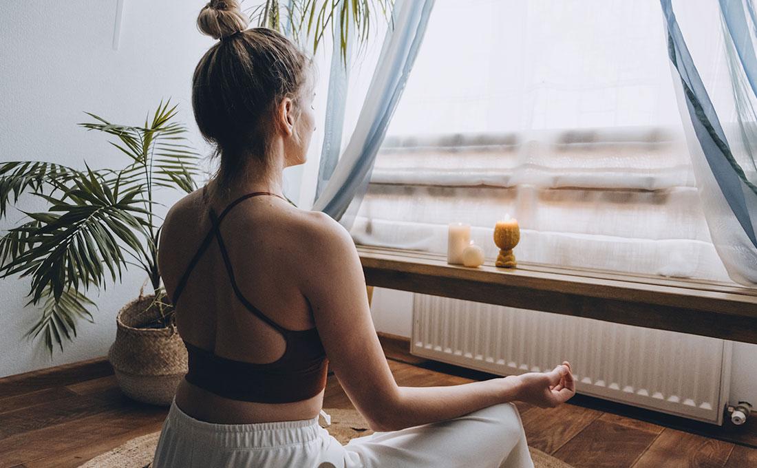 Come la meditazione può aiutare ad affrontare una malattia