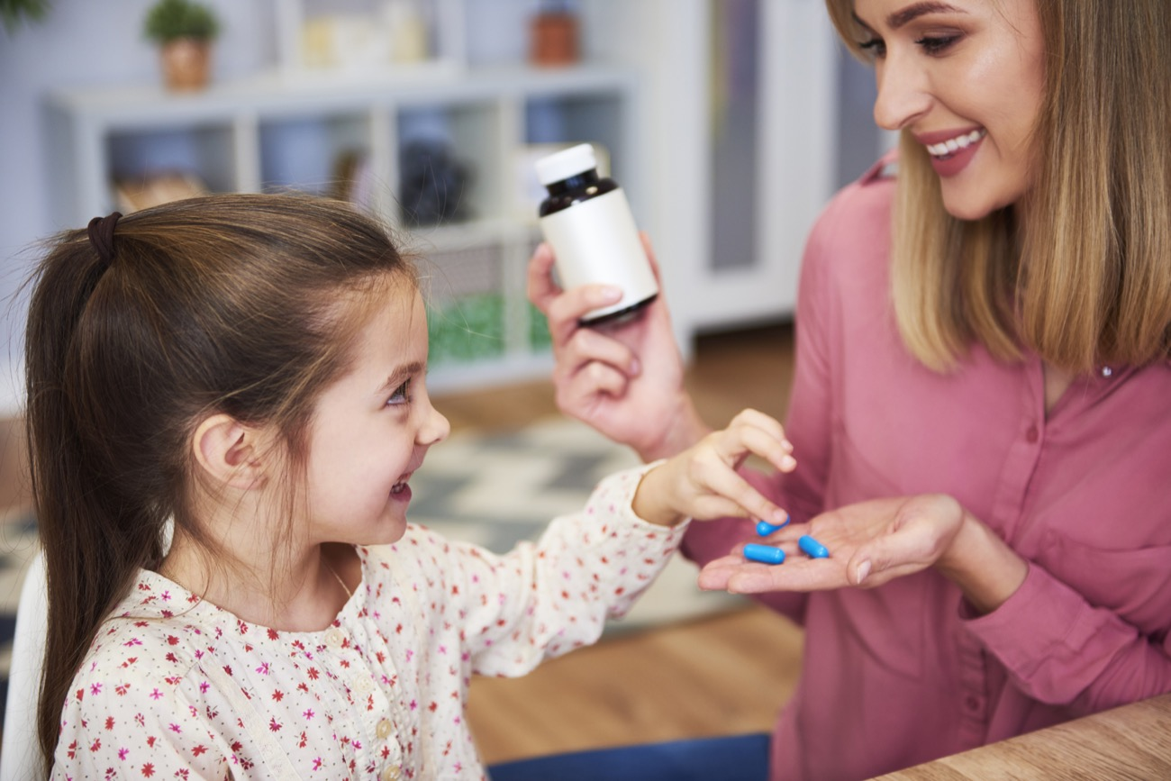 Report multivitaminici bambini